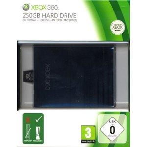 amazon - Xbox 360 Slim Festplatte reduziert