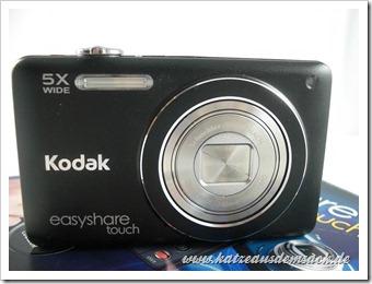 Kodak EasyShare M5370 Digitalkamera im Test