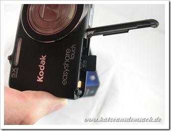 Kodak Digitalkamera Testbericht - M5370