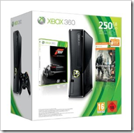 Xbox 360 Bundle mit Crysis 2 und Forza 3