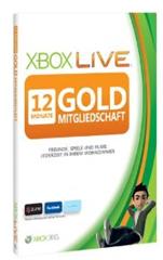 Xbox Live 12 Monate - guter Preis