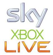 Sky Tv-Angebot auf der Xbox 360
