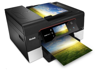 Neuer All-in-One Drucker - Oberklasse - Kodak Hero 9.1