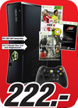 Xbox 360 Slim 250 GB Action Bundle