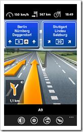 Onboard Navigation für Windows Phone 7.5 Mango