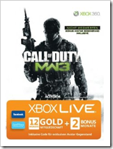 Xbox Live Gold Mitgliedschaft 12+2 (14) Monate reduziert