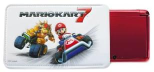 Kostenlose Mario Kart 7 Tasche - Nintendo 3DS - Vorbesteller