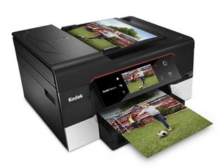 Testbericht Multifunktionsgerät - Kodak Hero 9.1