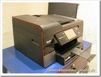 Testbericht - Kodak Hero 9.1 Multifunktionsgerät