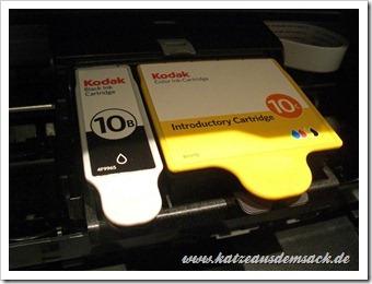 Tintenpatronen Kodak Hero 9.1 - Kodak 10B/10C