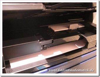 Test Kodak Hero 9.1 - 2 Papierfächer