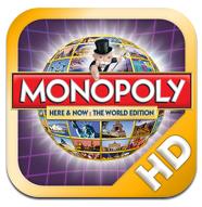 Monopoly und Asphalt 6 - Adrenaline HD kostenlos für iPhone, iPad und iPod