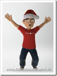 katzeausdemsack.de wünscht Frohe Weihnachten