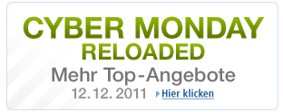 Cyber Monday Reloaded - Teil 2 - 12.12.2011