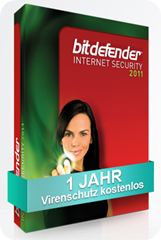 Kostenlose Internet Security - Antivirus, Firewall, Antispam, Antispyware - Bitdefender 2012