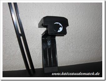 Lioncast - Xbox 360 Kinect und PS3-Move Halterung