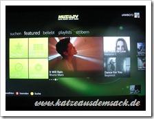 Xbox 360 - MUZU.TV App