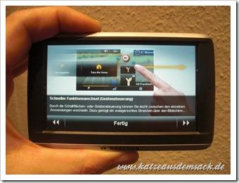 Navigon 42 Plus Testbericht mit Navigon Flow