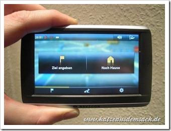 Testbericht Navigon 42 Plus - Navi - Autonavigation