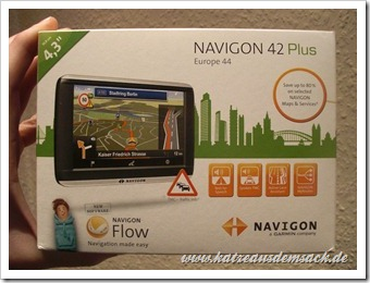 Navigion 42 Plus im Test