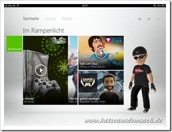My Xbox Live - kostenlose iOS-App für Xbox 360-Besitzer