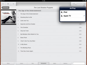 Apple TV AirPlay