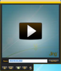 Videos vom Desktop aufnehmen mit Jing