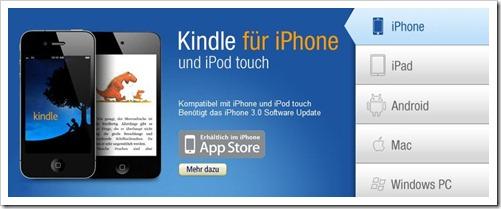 Kostenlose eBooks - auch für iPad, iPhone, Android, PC, Mac, Windows Phone 7