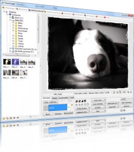 Photoscape Filter Reflektion