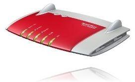 AVM Fritzbox 7390 Gigabit WLAN Router