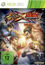 Street Fighter X Tekken - Preo-Order Aktion