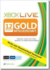 12 Monate Xbox 360 günstiger