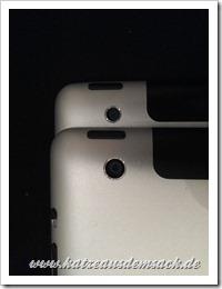 Die neue Kamera im iPad 3 - 1080p und 5-Megapixel