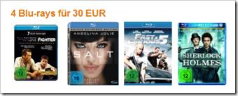 Aktuelle Blu-ray Aktionen und Pakete bei amazon