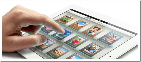 Apple - das neue iPad, Retina Display. A5X, LTE, neue Auflösung