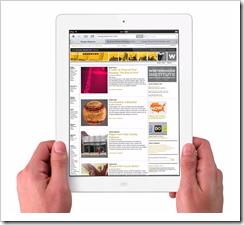 Das neue Apple iPad - iPad 3