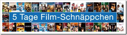 Aktuelle Filme auf DVD und Blu-ray reduziert