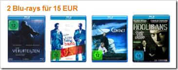 Blu-ray Aktionen bei amazon