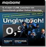 Maxdome gratis testen - ohne Abo und Haken