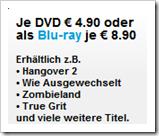Reduzierte Filme - DVDs und Blu-rays