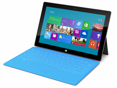 Microsoft Surface Tablet - Infos, Fotos, Videos, Fakten