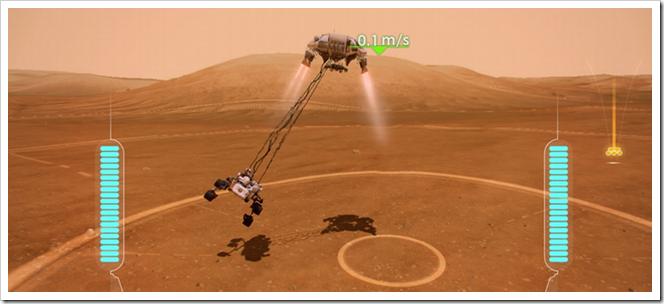 Xbox 360 Spiele Download gratis - Mars Rover Landing