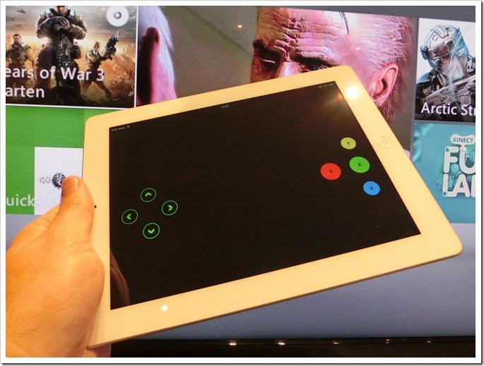 iPad / iPhone als Fernbedienung für Xbox 360
