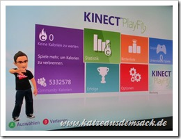 Xbox 360 - Kinect PlayFit - Download in Deutschland