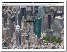 Neue Karten - iOS 6 - FlyOver - 3D-Ansicht New York