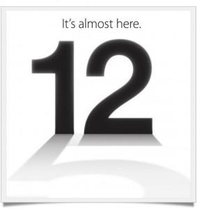 Das neue iPhone 5 und eine iPad Mini?