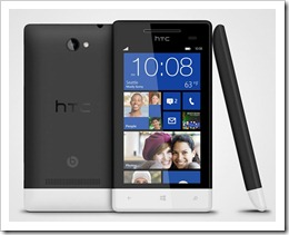 HTC Windows Phone 8S - Bilder S/W