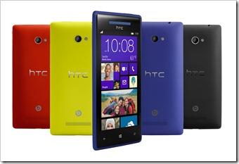 HTC Windows Phone 8X Bilder