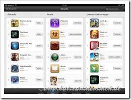 AppStore und iTunes-Store überarbeitet -ios 6