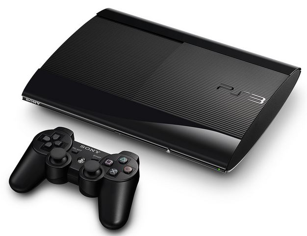 Neues PS3 Modell September 2012